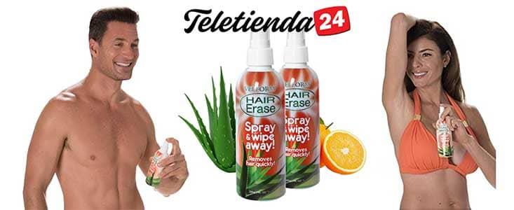 comprar hair erase