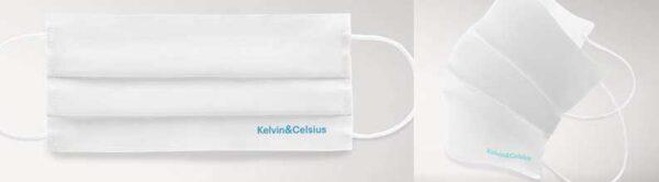 Mascarilla Kelvin Celsius